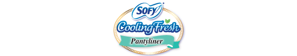 Cooling Fresh Pantyliner