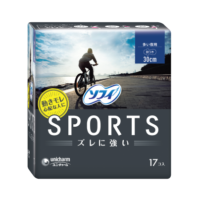 SOFY SPORTS Night Ultra Slim 30cm