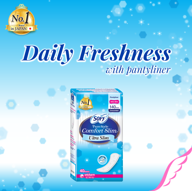 SOFY Pure Style Pantyliner